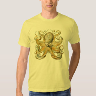Haeckel Octopus Tshirts