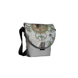 Haeckel Trachomedusae Courier Bags