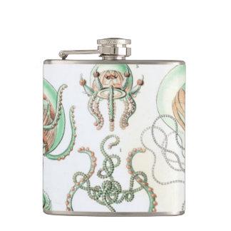 Haeckel Trachomedusae Flasks