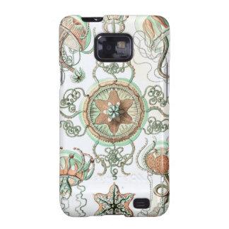 Haeckel Trachomedusae Samsung Galaxy S2 Cases