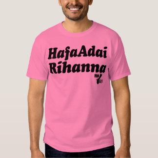 Hafa Adai Rihanna Tee Shirt