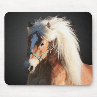 Haflinger Horse Mouse Pad