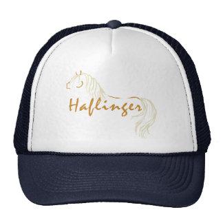 Haflinger Horse Trucker Hats
