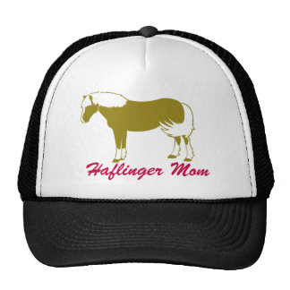 Haflinger Mom Cap