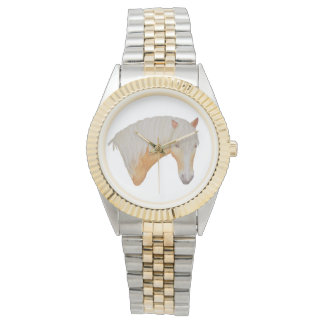 Haflinger Watercolor Watch. Watch