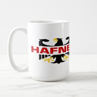 Hafner Surname Basic White Mug