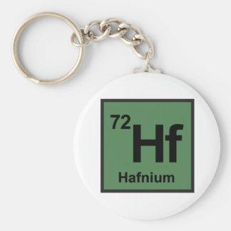 Hafnium Keychain
