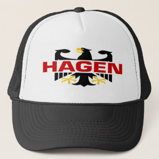 Hagen Surname Trucker Hat