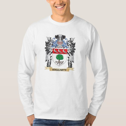 Haggarty Coat of Arms - Family Crest T-shirt