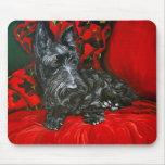 Haggis the Scottish Terrier Mouse Pad