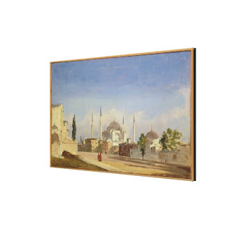 Haghia Sophia, Constantinople, 1843 (oil on canvas