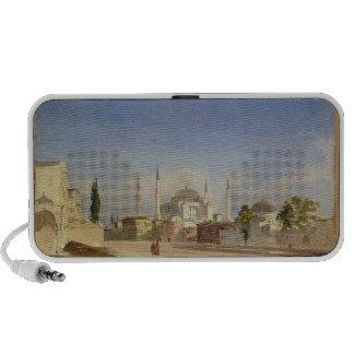 Haghia Sophia, Constantinople, 1843 (oil on canvas Travel Speaker