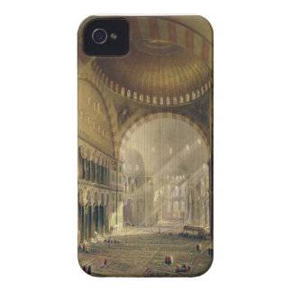 Haghia Sophia, plate 24: interior of the central d iPhone 4 Cover