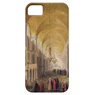 Haghia Sophia, plate 2: the narthex, engraved by L iPhone 5 Cases