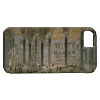 Haghia Sophia, plate 6: the north nave, engraved b iPhone 5 Cases