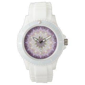 Hagi Healing Mandala Watch sporty
