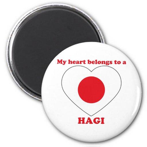 Hagi Magnets