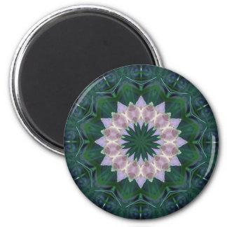 Hagi Mandala Fridge Magnet