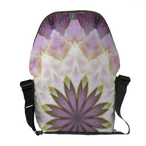 Hagi Mandala Medium Messenger Bag