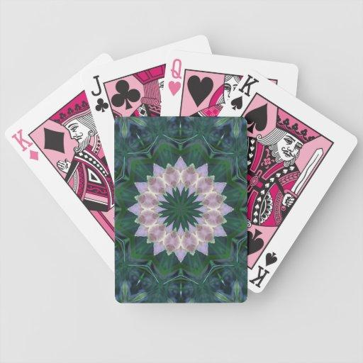 Hagi Mandala Bicycle Playing Cards