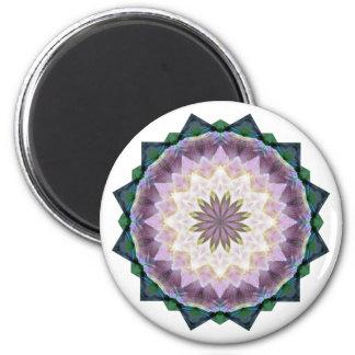 Hagi Mandala Round Magnet