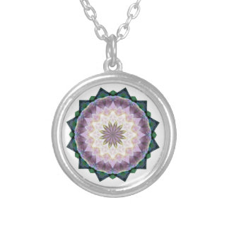 Hagi Mandala Round Necklace