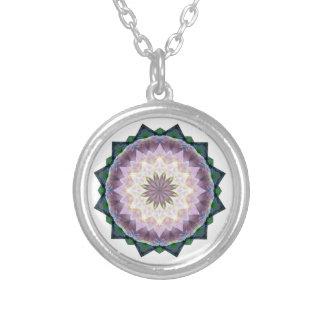 Hagi Mandala Round Necklace
