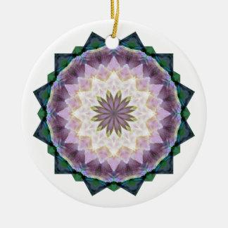 Hagi Mandala Round Ornament