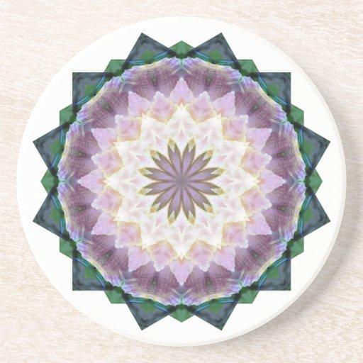 Hagi Mandala Sandstone Coaster