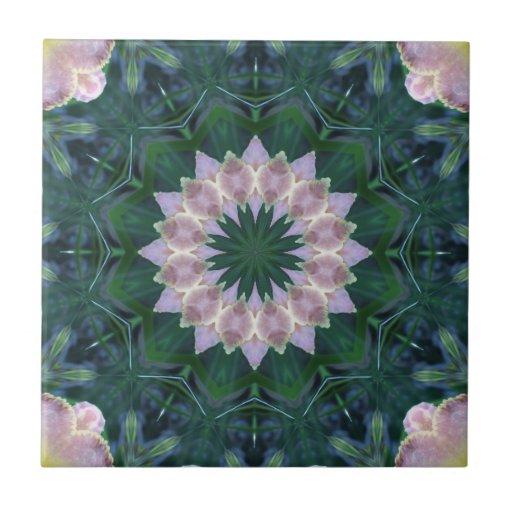 Hagi Mandala Ceramic Tile