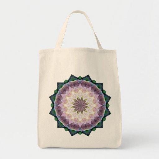 Hagi Mandala Tote Bags