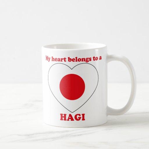 Hagi Coffee Mug