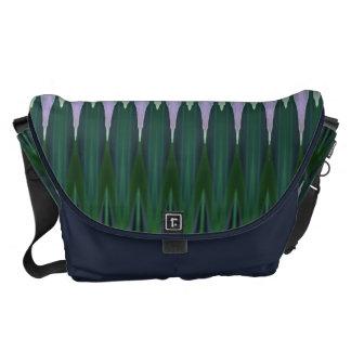 Hagi Stripe Large Messenger Bag