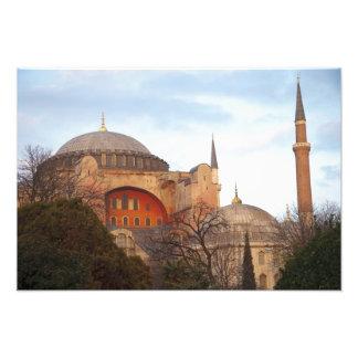 Hagia Sophia inaugurated by the Byzantine Art Photo