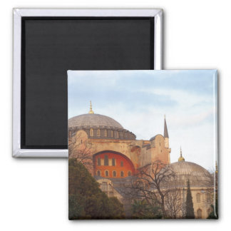 Hagia Sophia inaugurated by the Byzantine Magnet