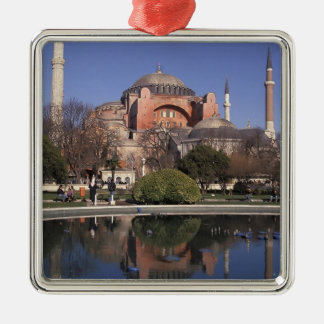 Hagia Sophia, Istanbul, Turkey Christmas Ornament