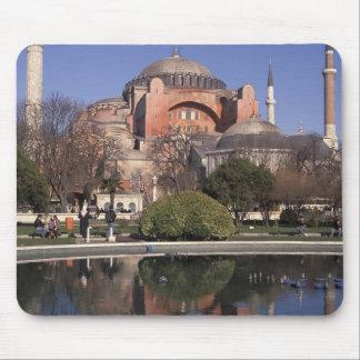 Hagia Sophia, Istanbul, Turkey Mouse Pads