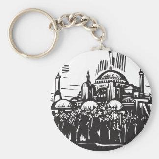 Hagia Sophia Key Ring