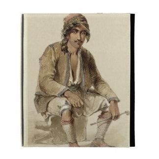Hagiadur - from Erzerum, 1856 iPad Folio Cover