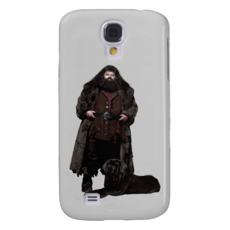 Hagrid and Dog Galaxy S4 Case