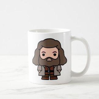 Hagrid Cartoon Character Art Coffee Mug