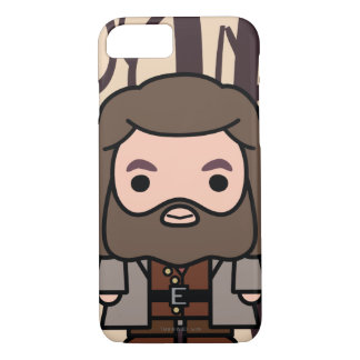 Hagrid Cartoon Character Art iPhone 8/7 Case