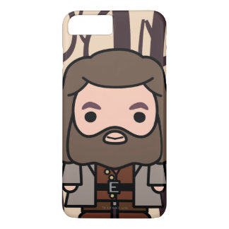 Hagrid Cartoon Character Art iPhone 8 Plus/7 Plus Case