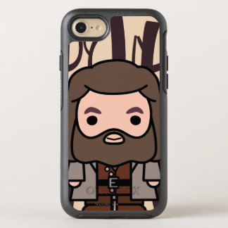 Hagrid Cartoon Character Art OtterBox Symmetry iPhone 8/7 Case