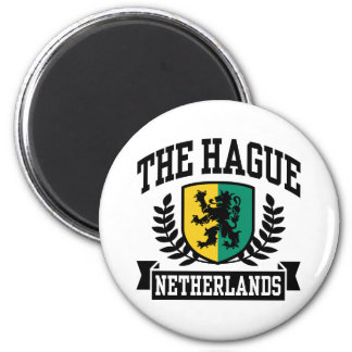 Hague Refrigerator Magnets