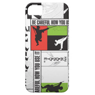 Hai Karate Brand Page Case For The iPhone 5