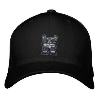 Haida Bear Embroidered Baseball Cap