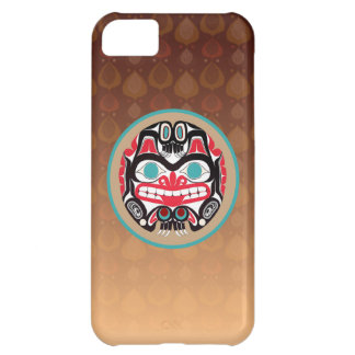 Haida Bear iPhone 5 Case