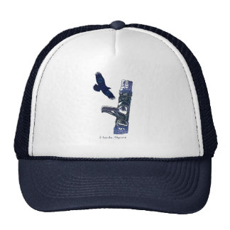 HAIDA COLLECTION HATS