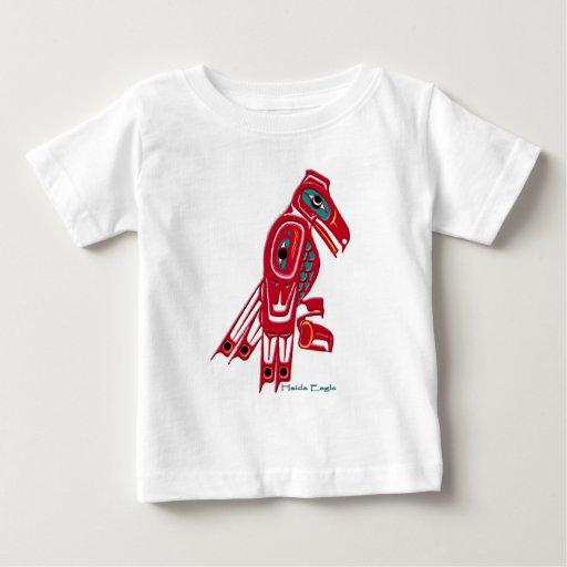 HAIDA EAGLE Collection Baby T-Shirt